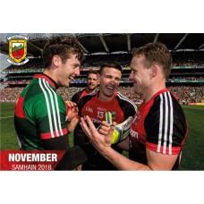 Mayo GAA Team Calendar 2018