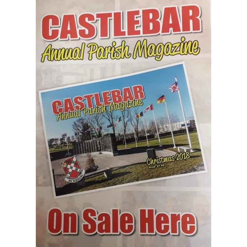Castlebar Annual Parish Magazine 2019