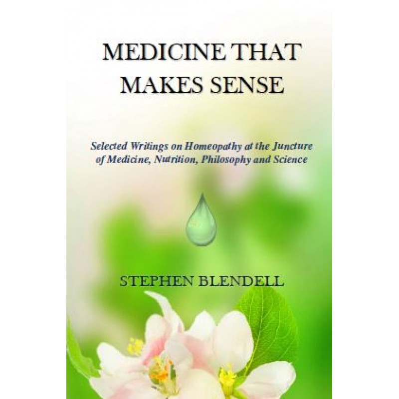 Medicine That Makes sense