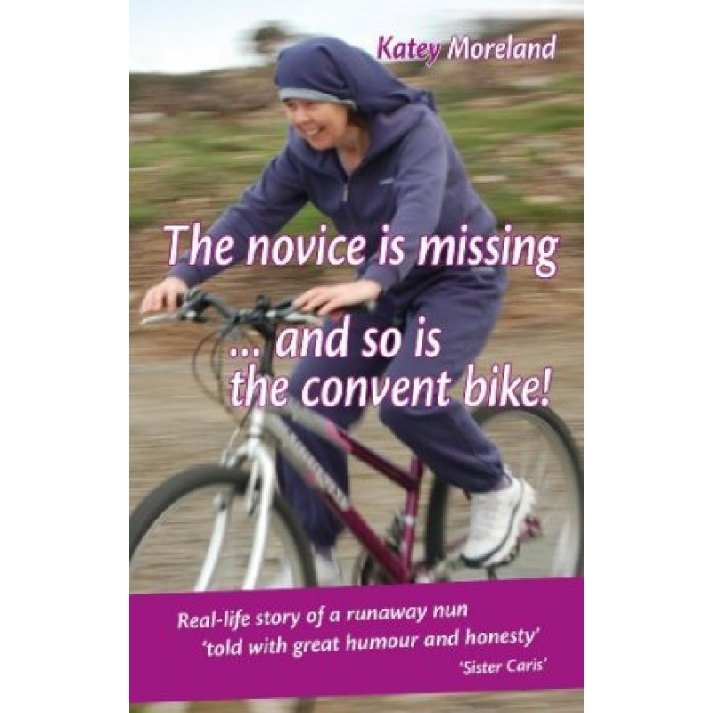 The Novice is Missing......and so is the Convent Bike!