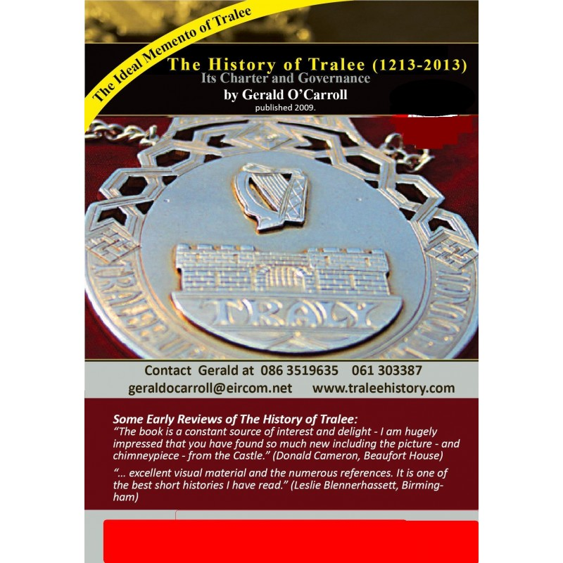 The History of Tralee: Its Charter and Governance