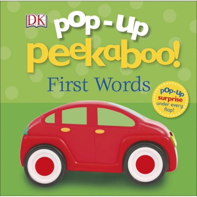 Pop-Up Peakaboo! First Words