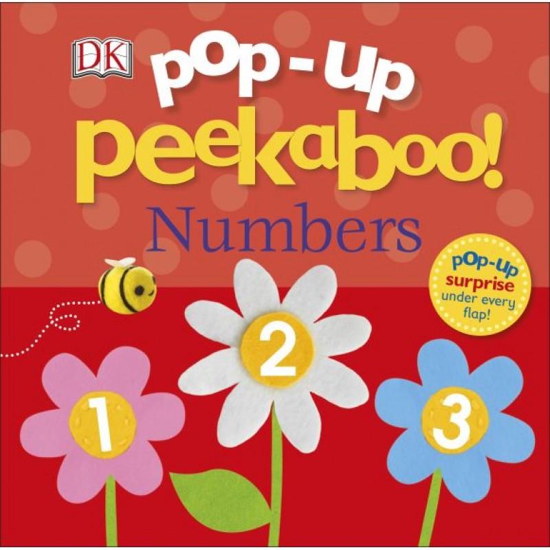 Pop-Up Peekaboo! Numbers