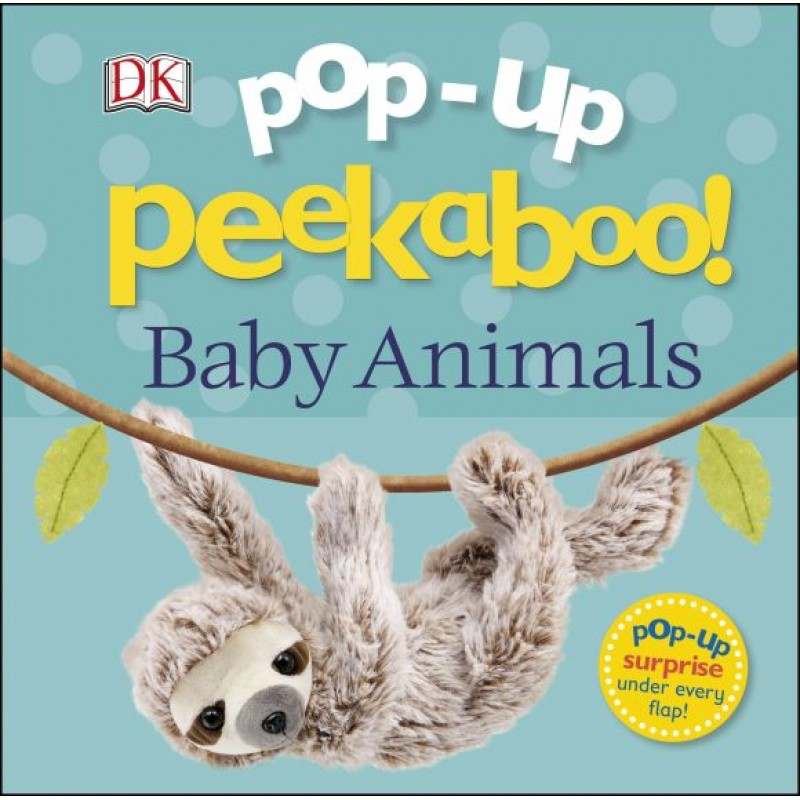Pop-Up Peakaboo! Baby Animals