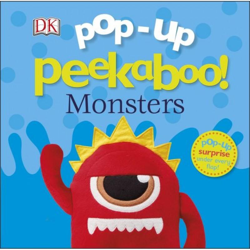 Pop-Up Peekaboo! Monsters