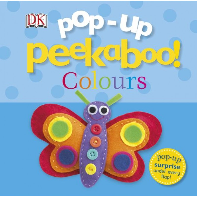 Pop-Up Peakaboo! Colours