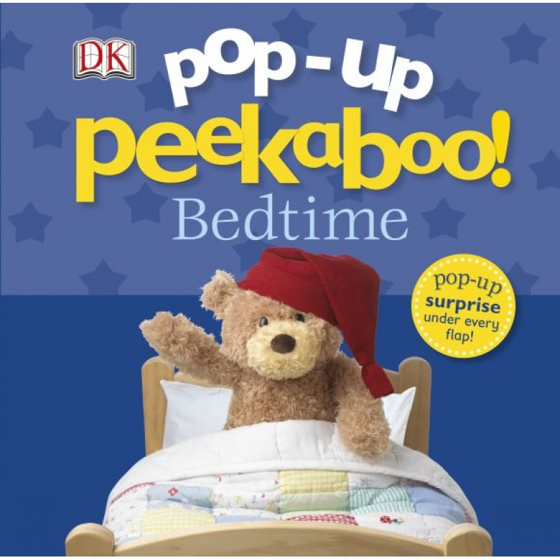 Pop-Up Peakaboo! Bedtime