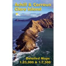 Achill & Corraun, Clare Island - Map