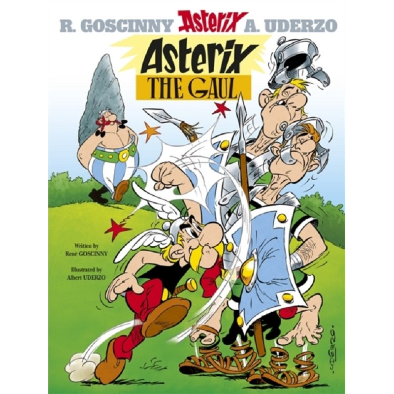 Asterix The Gaul (1)