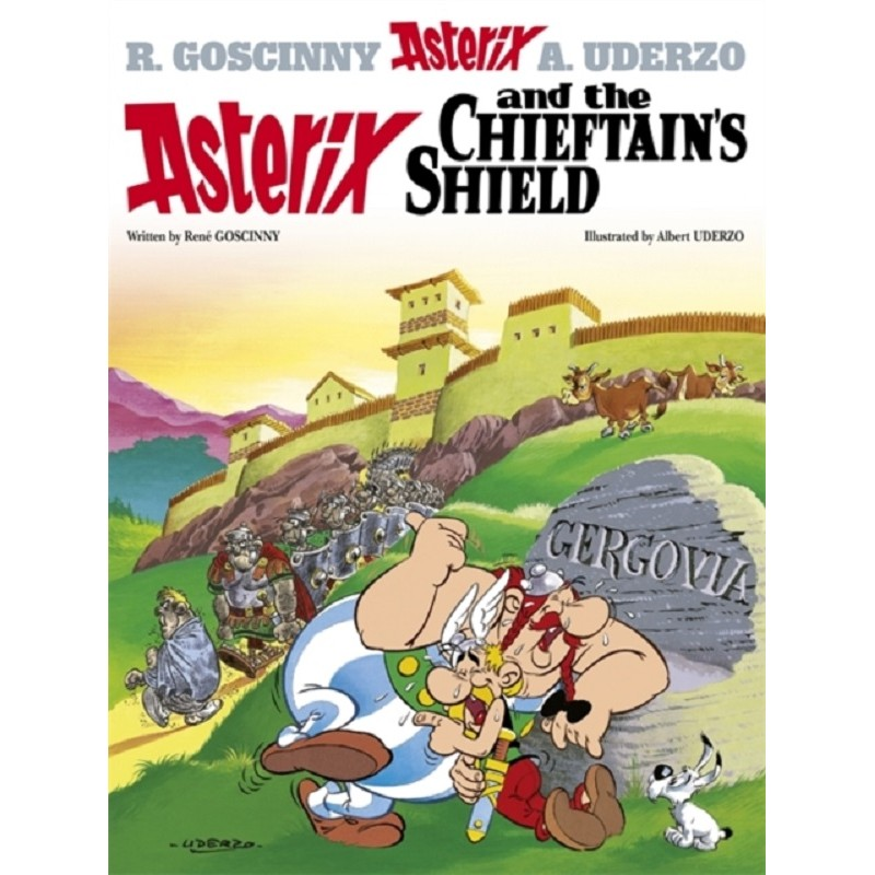 Asterix and The Chieftain's Shield (11)