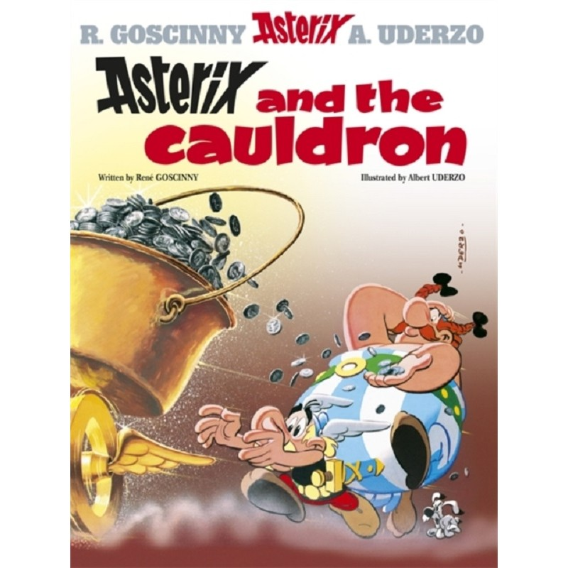 Asterix and The Cauldron (13)