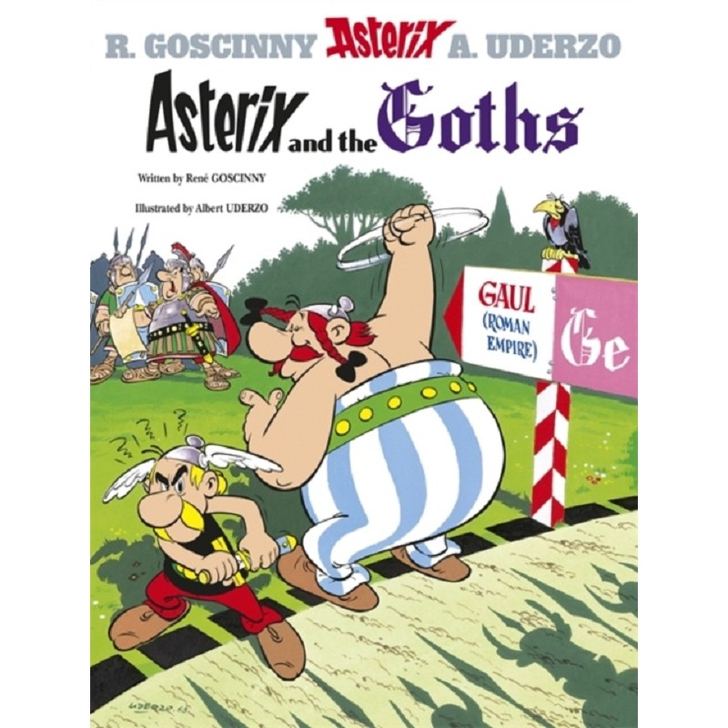 Asterix and The Goths (3)