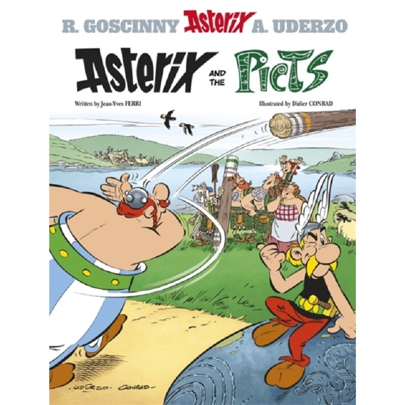 Asterix and The Picts (35)