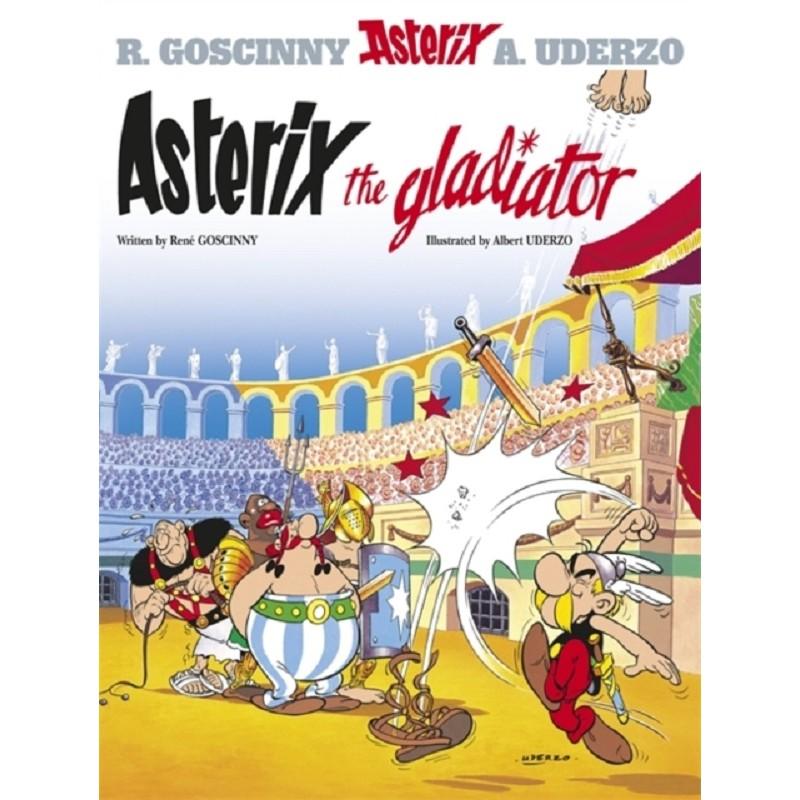 Asterix The Gladiator (4)