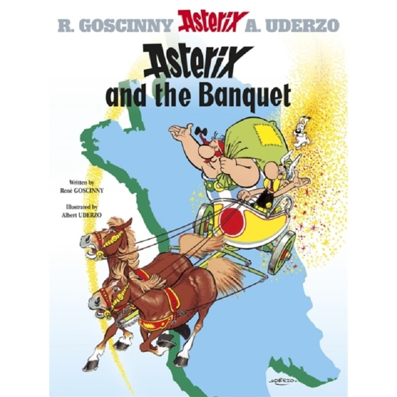 Asterix and The Banquet (5)