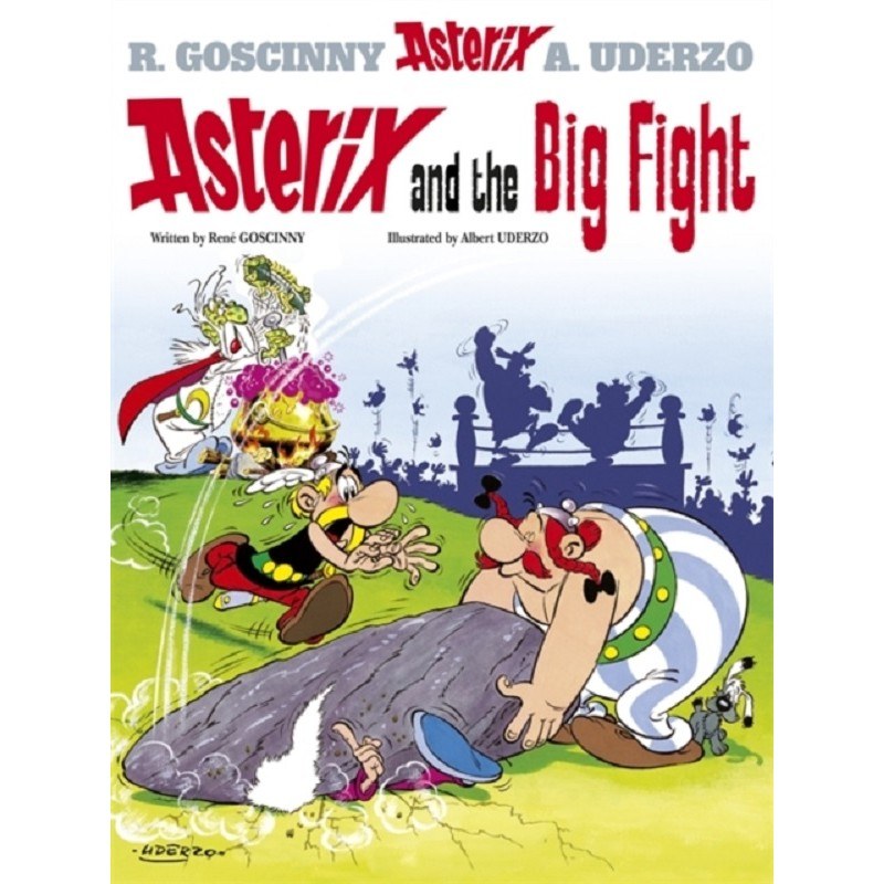 Asterix and The Big Fight (7)