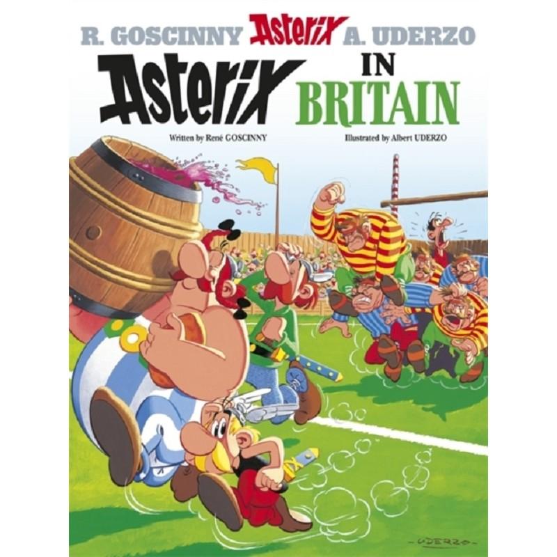 Asterix in Britain (8)