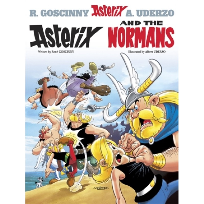 Asterix and The Normans (9)