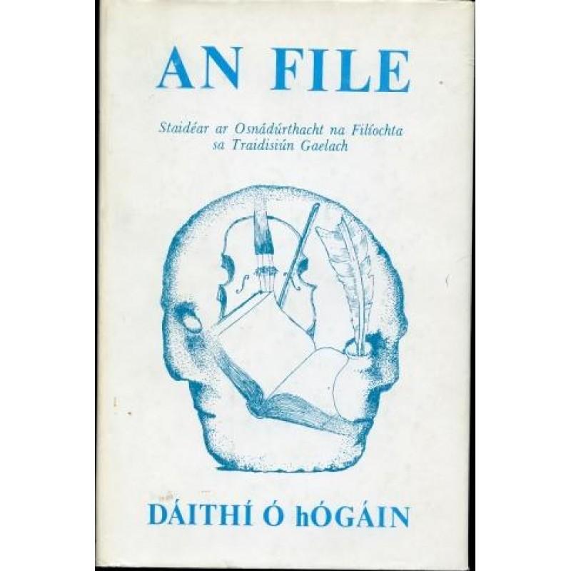 An File: staidéar ar osnádúrthacht na filíochta sa traidisuín gaelach