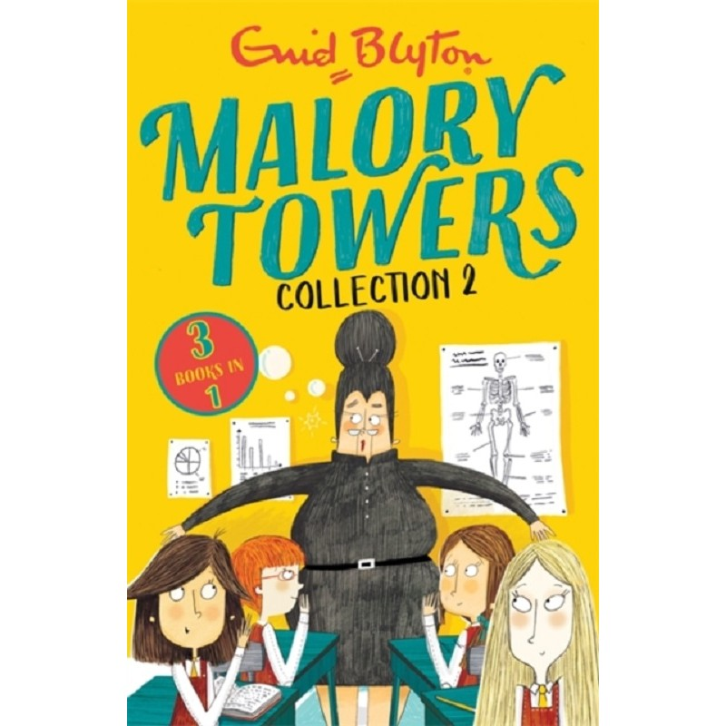 Malory Towers Collection 2 : Books 4-6