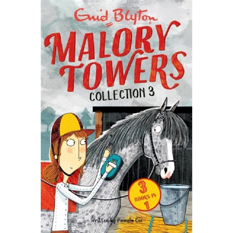 Malory Towers Collection 3 : Books 7-9