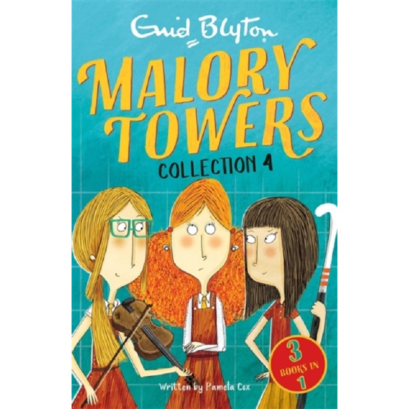 Malory Towers Collection 4 : Books 10-12
