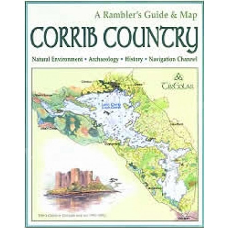 A Rambler's Guide and Map - Corrib County