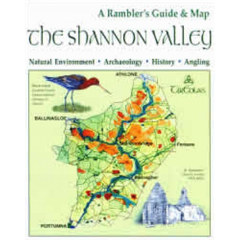 A Rambler's Guide and Map - The Shannon Way