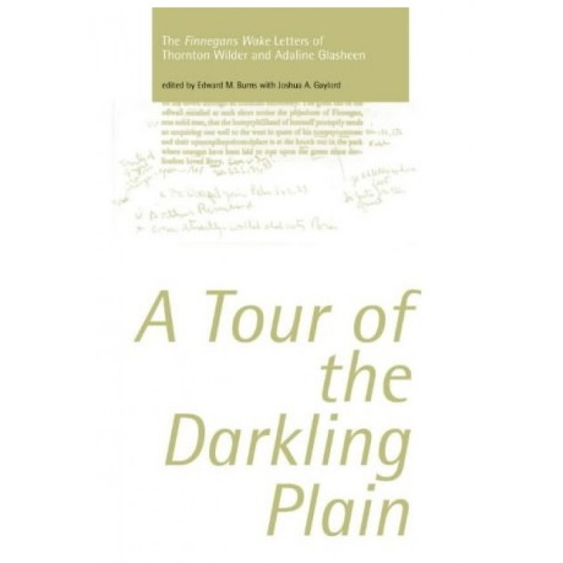 A Tour Of the Darkling Plain - Finnegans Wake Letters