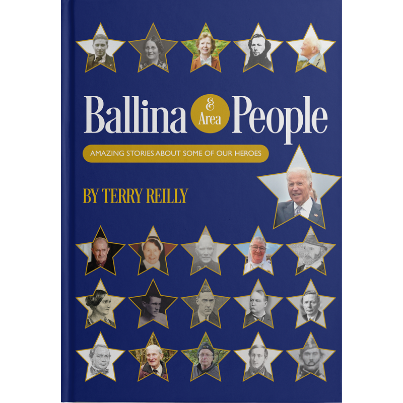 Ballina People - Amazing Stories about Some of Our Heroes