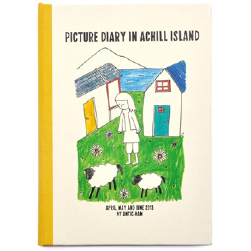 Picture Diary in Achill Island