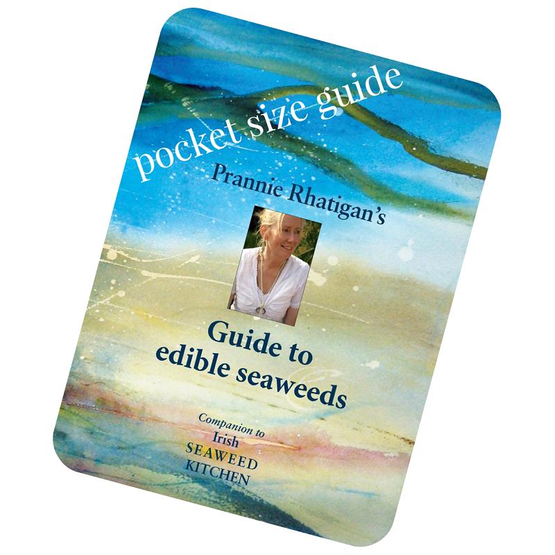 Prannie Rhatigan's Guide to Edible Seaweeds