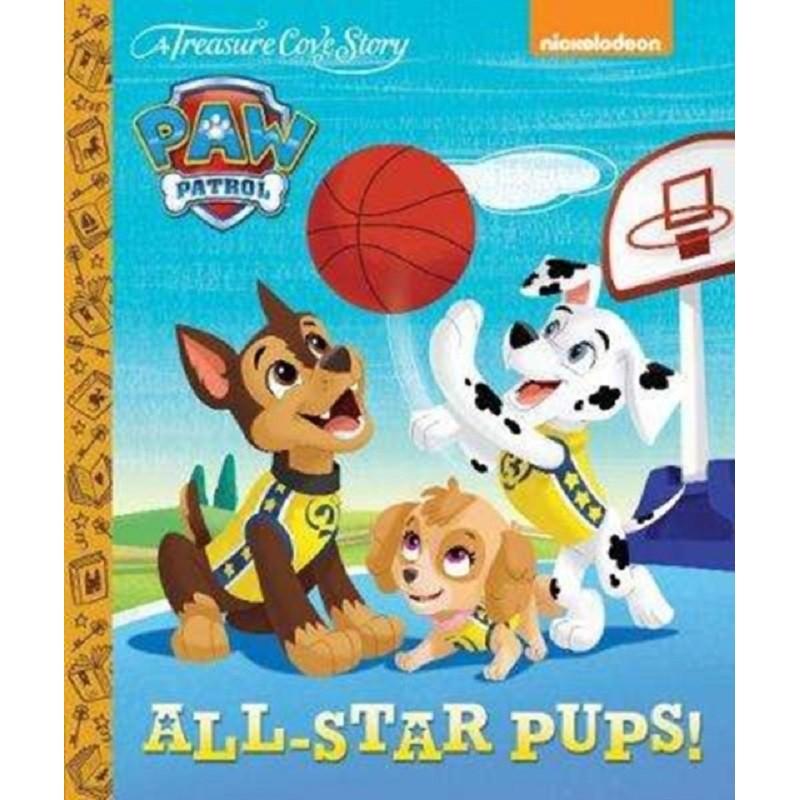Paw Patrol - All Star Pups!