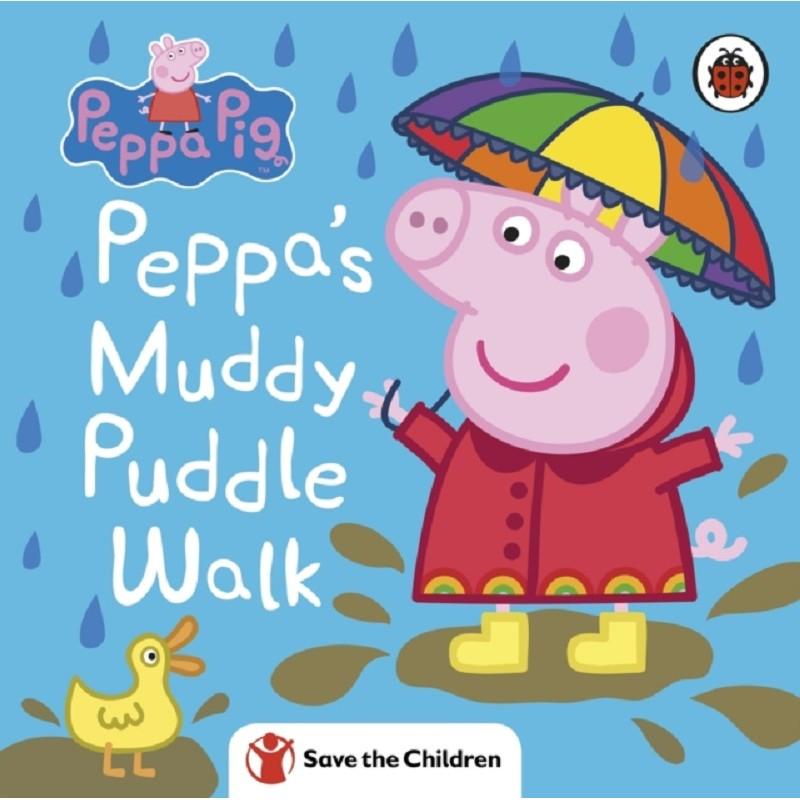 Peppa Pig: Peppa's Muddy Puddle Walk