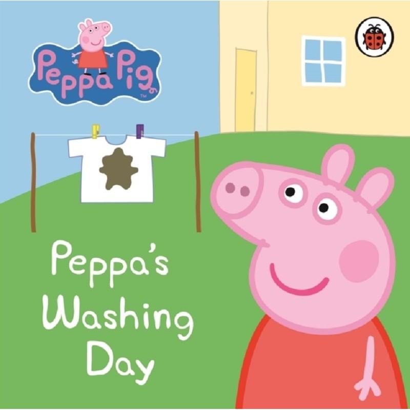 Peppa Pig: Peppa's Washing Day