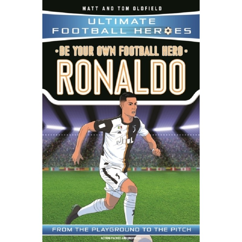 Ultimate Football Heroes Ronaldo