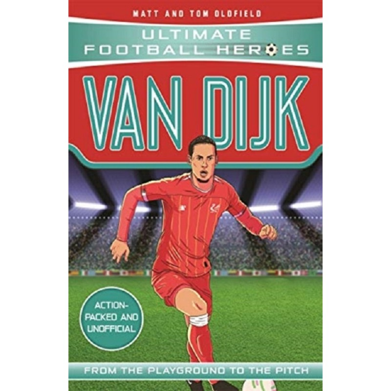 Ultimate Football Heroes Van Dijk