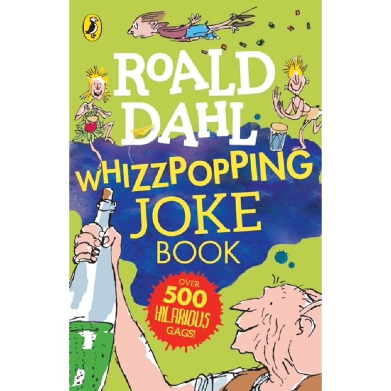 Roald Dahl: Whizzpopping Joke Book