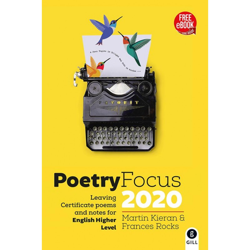 Leaving Certificate Poems & Notes for English Higher Level