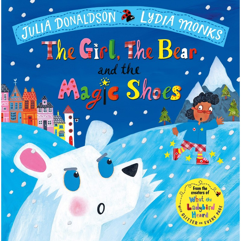 BOOK OF THE WEEK - The Girl, the Bear and the Magic Shoes