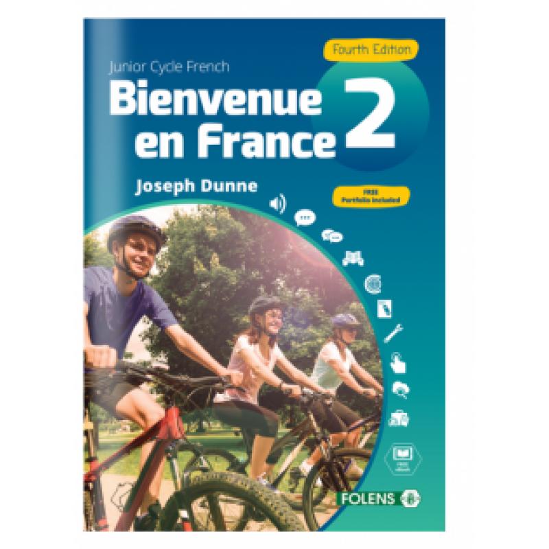 Bienvenue en France 2 (4th Edition)