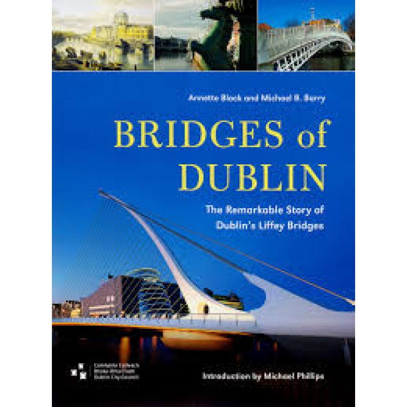Bridges of Dublin: The Remarkable Story of Dublin's Liffey Bridges (Dublin Engineering History Series)