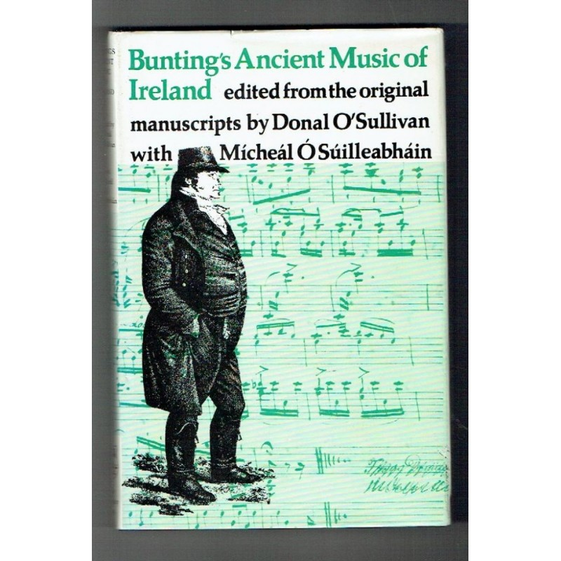 Bunting's Ancient Music of Ireland