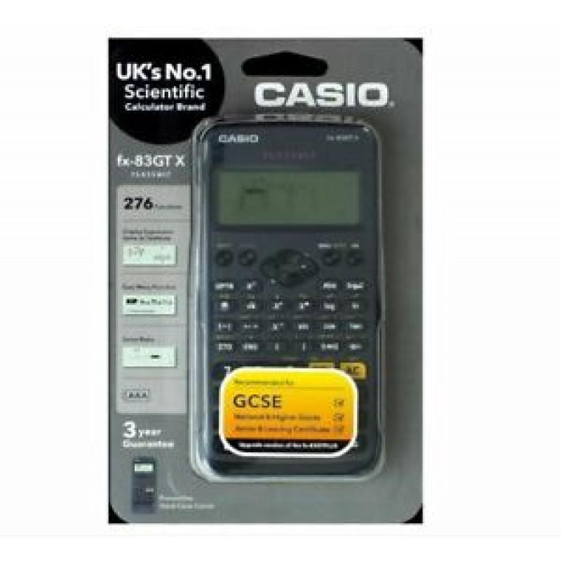 Casio Calculator FX-83GT X
