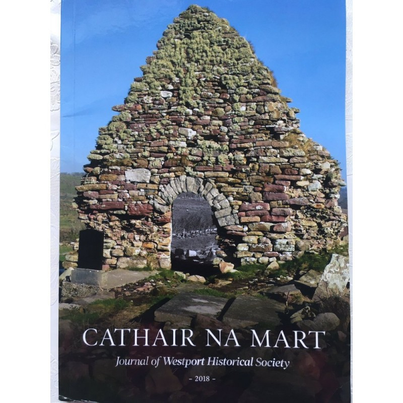 Cathair Na Mart - Journal ofr Westport Historical Society