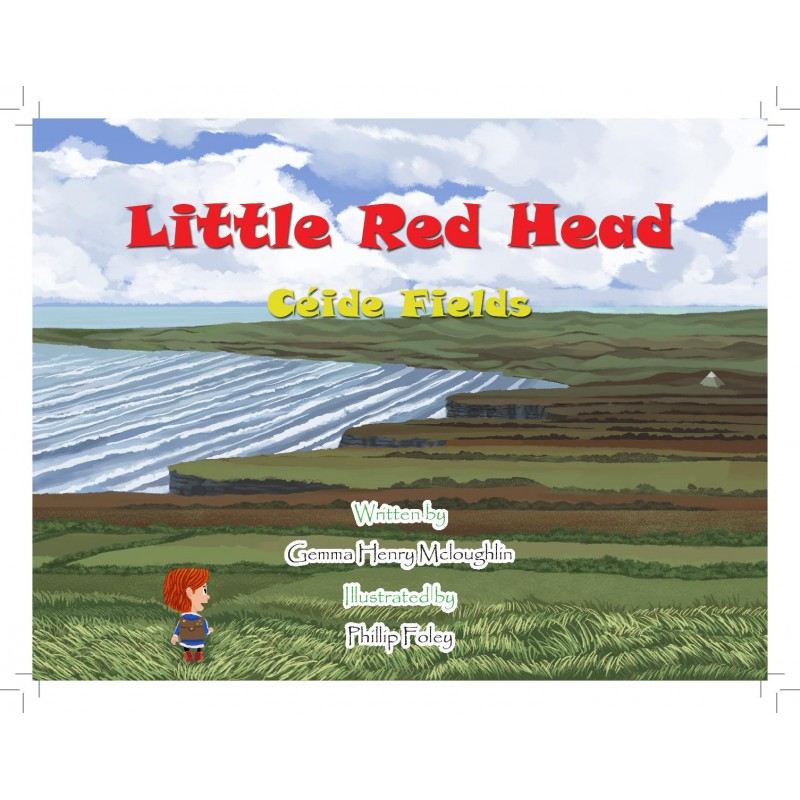 Little Red Head, Ceide Fields.