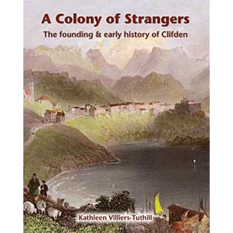 A Colony of Strangers - Paperback
