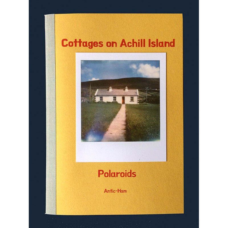 Cottages on Achill Island Polaroids