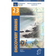 Ordnance Survey Ireland Discovery Series No. 23