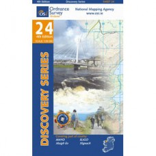 Ordnance Survey Ireland Discovery Series No. 24